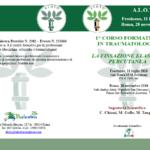 Frosinone, 11 luglio 2018   Roma, 28 novembre 2018 – 1° Corso formativo in traumatologia – La Fissazione Elastica Percutanea